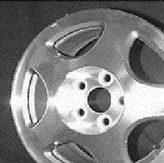 1999 ISUZU OASIS WHEEL   This alloy wheels gives has silver color finishing, iconic design, and load capacity of 1400 lbs. It provide rugged strength and its sweeping double spoke design gives unique appearance too.