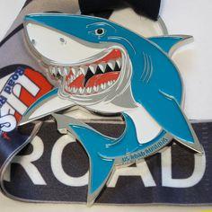 US Road Running. Virtual Races for Running. Race 3, Road Running, Cavaliers Logo, Team Logo, Shark, Sharks