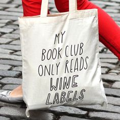 This is definitely my book club!