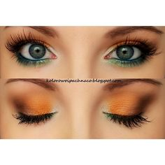 Make your eyes stand out in a cocktail of vibrant eyeshadow shades on your night out. Finish off with electric blue liner for added funk. DIY with the makeup essentials listed here.