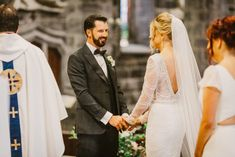 How to get married in Ireland: planning a church wedding ceremony Got Married, Getting Married, Church Wedding Ceremony, Best Day Ever, Confetti, Ireland, How To Plan, Wedding Dresses, Fashion