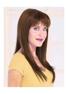 Straight Long 100% Remy Human Hair Wig