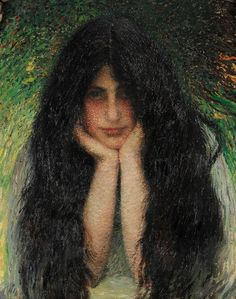 Fascination, by Henri-Jean Guillaume Martin (French, 1860-1943)