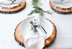 Wood Slab Centerpiece, Wood Centerpieces, Rustic Wedding Centerpieces, Wedding Table, Wedding Ideas, Wedding Rustic, Handmade Wedding, Decor Wedding, Trendy Wedding