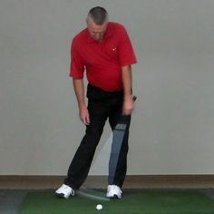 "By working on this drill, most amateur golfers will, perhaps for the very first time, start to understand this ""ground up"" concept, how to use the ground for seemingly effortless power, and what a great golf swing actually feels like."