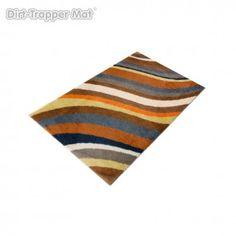 Dirt-Trapper Design Mat - Modern Stripes Kentucky - 50 x 75 cm #stripes