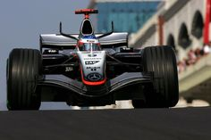 2005 Kimi Raikkonen won the first ever Turkish GP for McLaren #65YearsOfF1