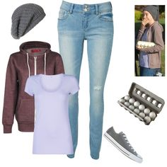 """Hazel Grace Lancaster - The Fault In Our Stars"" by gone-girl on Polyvore"