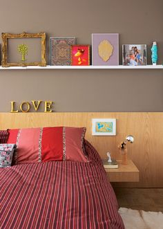 I could build something like this and not buy nightstands...