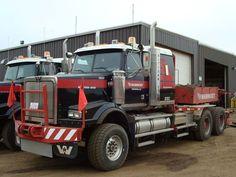Western Star twin drive heavy haul special.....