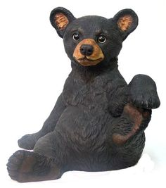 HomeStyles Call of the Wild 89500 Bear Cub 13H * Click image to review more details.
