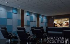 Know the range and quality of sound proof and ceiling tiles for home theater by Himalayan Acoustics http://bit.ly/1lqUva0