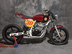 Honda CBF 250 Tracker by XTR Pepo