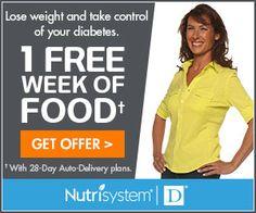 Nutrisystem D Diabetic Diet
