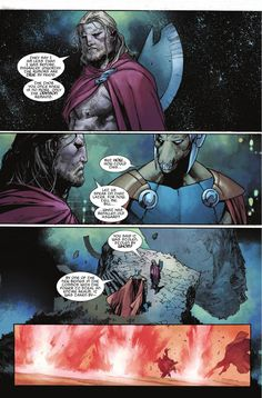 Preview: The Unworthy Thor #2, Story: Jason Aaron Art: Olivier Coipel Cover: Olivier Coipel Publisher: Marvel Publication Date: December 7th, 2016 Price: $3.99    The...,  #All-Comic #All-ComicPreviews #Comics #JasonAaron #Marvel #OlivierCoipel #previews #TheUnworthyThor