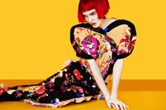 Etro campaign photographed by Erik Madigan Heck