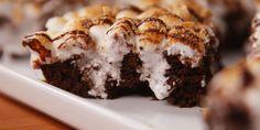 Brownies, meet s'mores. 🙏