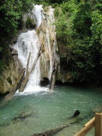 LAS ESCOBAS TRAILS, Guatemala. parece dde filmaron las pelis de Tarzan......