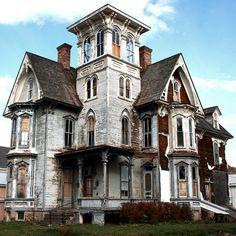 aaron schwartz photo:  house in Coudersport, Pennsylvania
