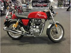 Search Used Royal enfield 2014 Continental GT Cafe Racer #Cruiser_Motorcycles available for sale by Cycle City of New York for $ 5999 in Sloatsburg, NY, USA at http://goo.gl/XGphkH