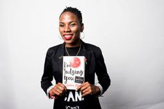 Luvvie Ajayi, writer, Tech queen, activist, & shoe guru is my current obsession! Love Luvvie!
