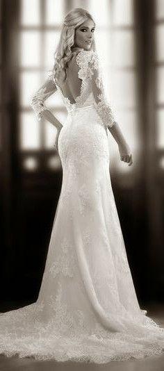dream wedding dress #beauty #fashion #elegant