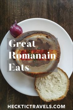 Before we arrived in Romania my idea of their typical cuisine was meat and potatoes. I expected that vegetables were pretty much non-existent in Romanian food and finding a good salad would be a challenge.I was half right. Eastern European Recipes, European Cuisine, Leafy Salad, Visit Romania, Romania Travel, Romanian Food, Easy Meals, Simple Meals, Different Recipes