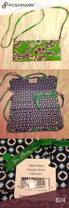 1 Day Sumer Sale NWT Vera Bradley Wallet Brand new! Vera Bradley Bags Wallets