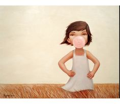 """Silent Whistle"" Art Print"