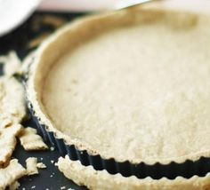Mary Cadogan's step-by-step recipe for the foolproof way to make a shortcrust pastry case