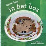 BoekStart boekentip voor baby's: Bij mij thuis in het bos