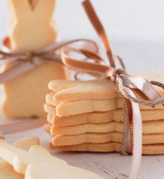 Shortbread bunnies  - Better Homes and Gardens -