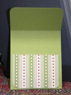 FF16scraperwannabe Gift Card holder easy, Inside view