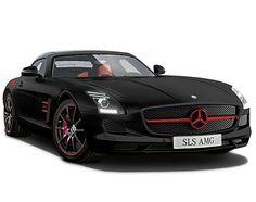 Luxury Cars  :   Illustration   Description   Mercedes-Benz – SLS AMG Matt Special Edition