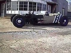 """1929 CHEVY ROADSTER """"WARBIRD"""" WWII THEME FIGHTER PLANE RAT ROD"""