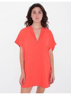 The Adia Dress--I like it as a shirt instead!