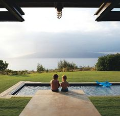 In Maui http://www.buzzfeed.com/mattortile/21-gorgeous-beach-houses-that-are-doing-it-right