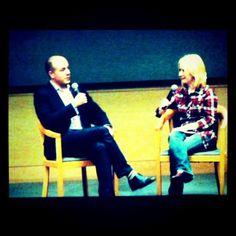 Techzulu Spotlight: Mike Jones, interviewed by Amanda Coolong. Photo taken with Instagram at UCLA Anderson School by Steven Swimmer in 2011.