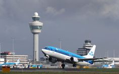 Schiphol Airport Amsterdam (part of our journey, the part where we lost each other just before boarding time)