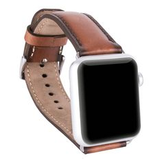 iWatch Genuine Padded Leather Band for Apple Watch 38mm in SM03 - Burkleycase