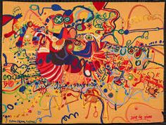 Image result for John Olsen Australian Painters, Australian Artists, Portugal, Drawing Activities, Olsen, Painting Prints, Art History, Landscape Paintings, Art Gallery