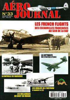 Aéro Journal N°33 - Les French Flights - Republic P-47D
