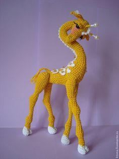 #crochet #amigurumi #giraffe