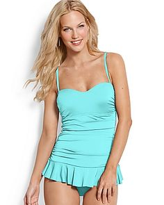 Tommy Bahama - Pearl Sweetheart One-Piece Swimsuit