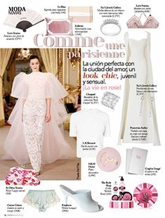 OXXO WEDDING Nº7 MAGAZINE Estilista Bianca Fuentes  www.biancafuentes.com.es  #Magazine #OxxoWedding #bazar #shopping #fashion #novia #bride #retro #inspo #weddingmagazine #bridalmagazine #revistanupcial #Parisienne
