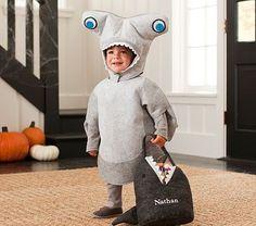 Baby Hammerhead Shark Costume on potterybarnkids.com!
