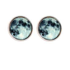 Kuu puunappikorvikset