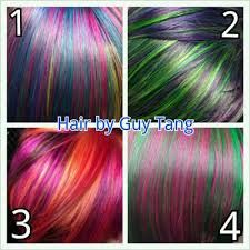 guy tang hair color