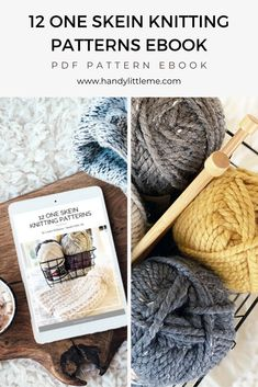 Outlander Pattern Collection - PDF Patterns - Choose your next project from one of the 12 knitting patterns included in this Outlander pattern bundle. Winter Knitting Patterns, Free Knitting Patterns For Women, Beginner Knitting Patterns, Crochet Patterns For Beginners, Easy Knitting, Knitting For Beginners, Knitting Designs, Diy Knitting Projects, Knitting Ideas