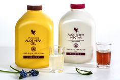 Enjoy the #ForeverLiving #AloeVera in four delicious varieties! - Aloe Vera Gel…